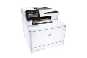 HP Color LaserJet Pro MFP M477fnw Drivers