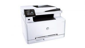 HP LaserJet Pro MFP M277dw Driver
