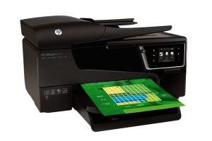 HP Officejet 6600 Drivers